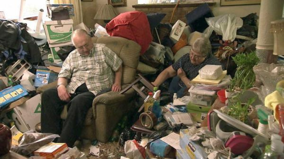 Cleaning Your Parents Home if your parents hoard