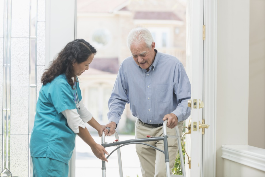 Many assisted living and hospice caregivers work very well together