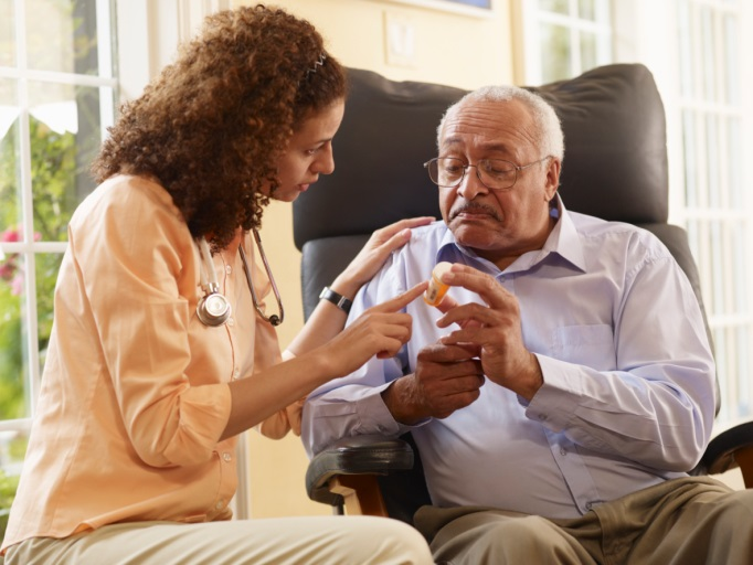Assisted living and Hospice caregivers can provide advice