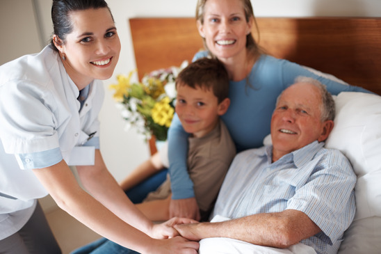 Hospice Myths often prevent families from signing up with Hospice