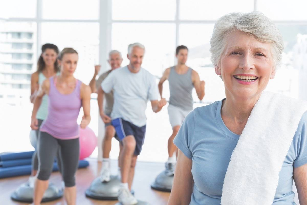 It's important to do balance exercises for seniors to help avoid falls