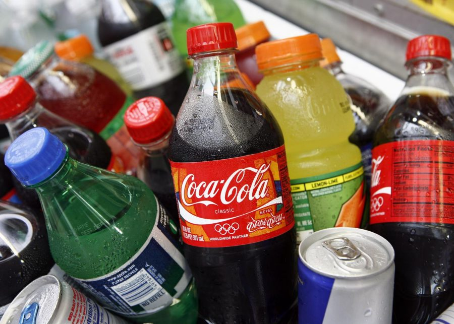 Sodas make it very hard to quit sugar for good