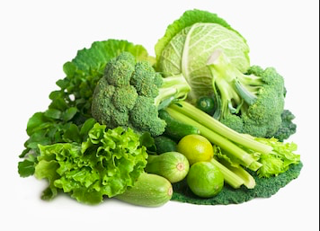 Green Leafy vegetables help prevent Alzheimer's