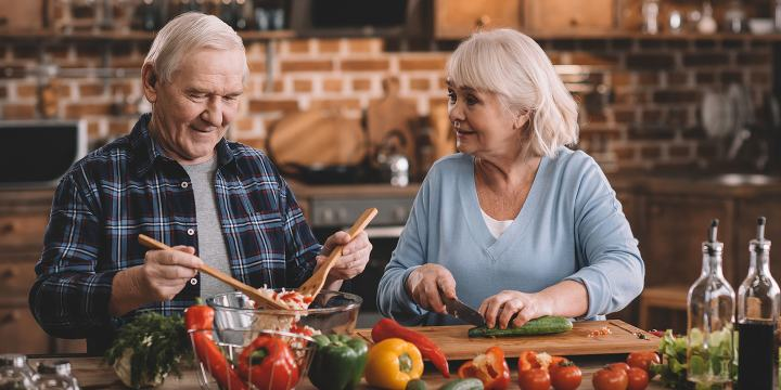 Cooking is a great way to make money in retirement