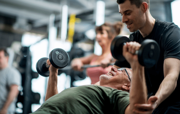 Exercise can help reduce hearing loss