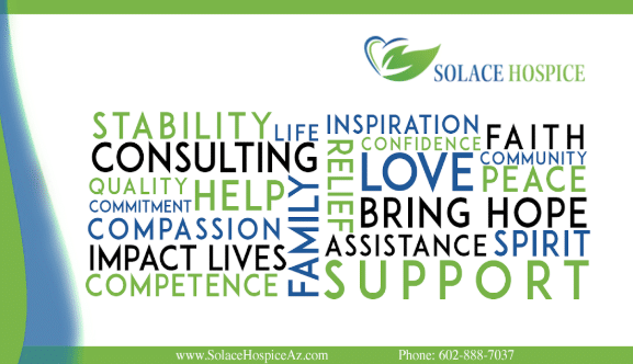 Solace Hospice brings a lot to the table