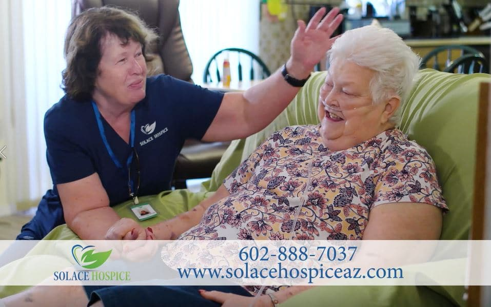 Solace Hospice Goes Wherever it is Needed
