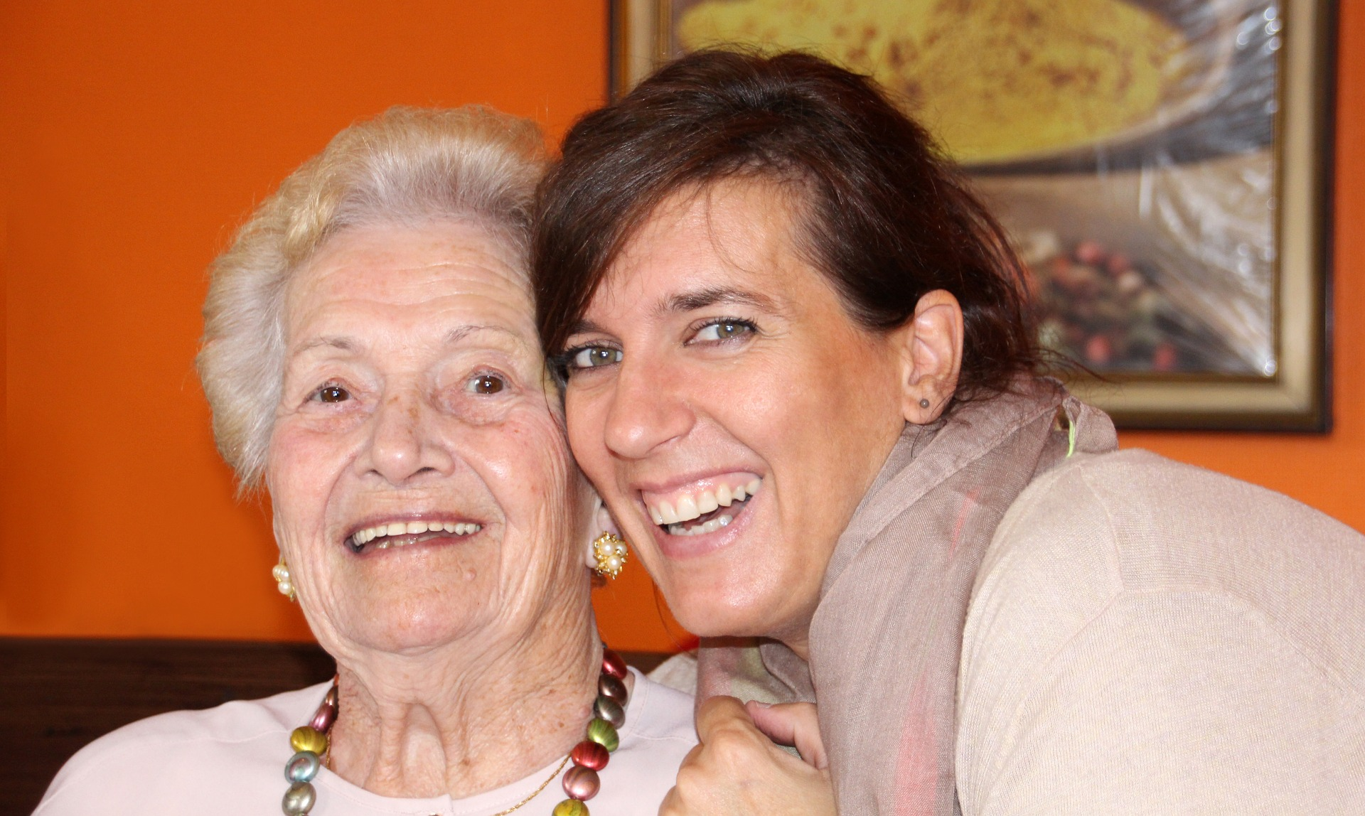 Alzheimer's disease can bring families together for support