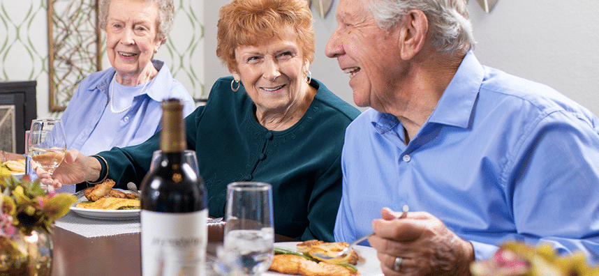 Grandview has great social activities for medical centers around Surprise