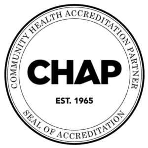 Southland is one of 6 Hospices in Arizona to have the CHAP certification