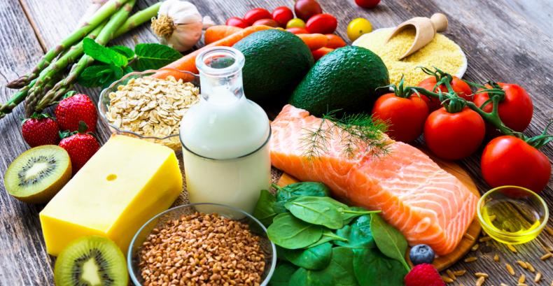 Nutritious foods can really improve senior's health
