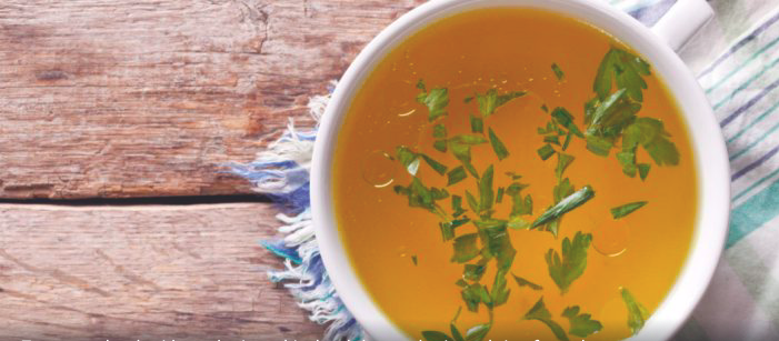 Bone Broth is very tasty as well as nutritious